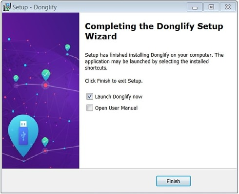 install donglify